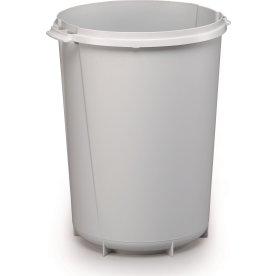 Affaldsspand Round 40 l, 425x520 mm, Grå