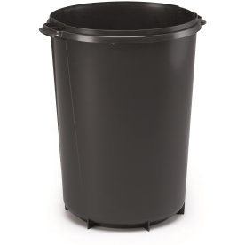 Affaldsspand Round 40 l, 425x520 mm, Sort