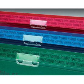 Trade Twinlock Plastfaner til hængemapper, 50 stk.