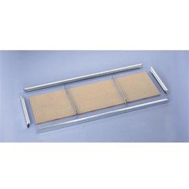 META Jumbo light,250x60,1 x ekstra spånpladehylde