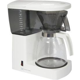 Melitta Excellent Grande 3.0 kaffemaskine, hvid