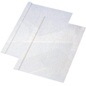 GBC Limbindsomslag, 4 mm, hvid