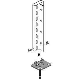 META Clip/Fix fodmonteringssæt