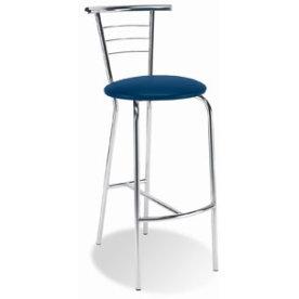 Montreal barstol, blå