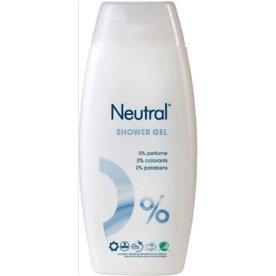 Neutral Showergel, 250ml