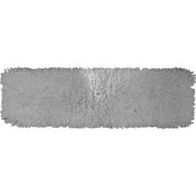 Numatic fladmoppe 40cm m/burrebånd, bomuld