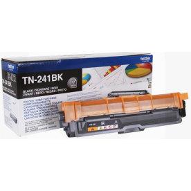 Brother TN241BK lasertoner, Sort, 2500 sider