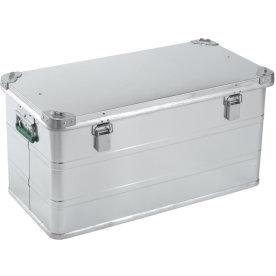Transportkasse ALU 92 liter, 80x40x40 cm