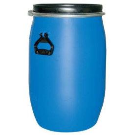 Opbevaringstønde med låg, 60 liter