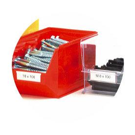 Etiketter til systembox 4 (100 stk.)