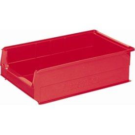 Systembox 2 Z, (DxBxH) 500x310x145, Rød