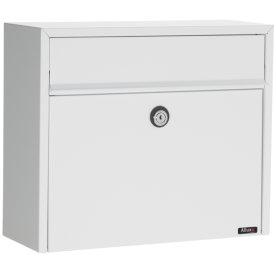 Allux LT150 Postkasse, hvid