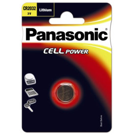 Panasonic CR2032 knapcelle batteri
