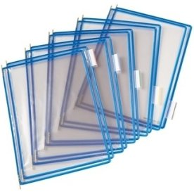 Tarifold Lommer A4, blå