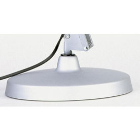 Luxo bordfod til L-1 lampe, sort