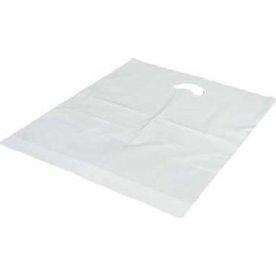 Bærepose uden tryk 370x450mm, 500stk, hvid