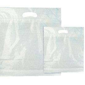 Bærepose uden tryk 520x500mm, 500stk, hvid