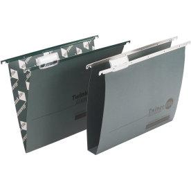 Trade Twinlock Hængemappe folio, spids bund