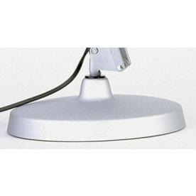 Luxo bordfod til L-1 lampe, alugrå