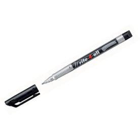 Stabilo Write-4-all permanent marker, fine, sort