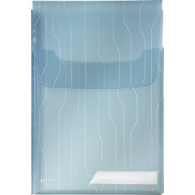 Leitz CombiFile ekspanderende chartek, blå (3 stk)