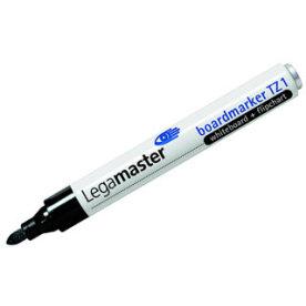 Legamaster TZ-1 whitebordmarker, sort