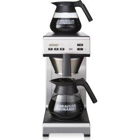 Bonamat Matic kaffemaskine, 2 m/ vandtilslutning