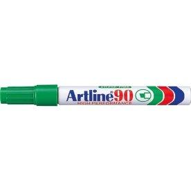 Artline marker 90, 2-5 mm, grøn
