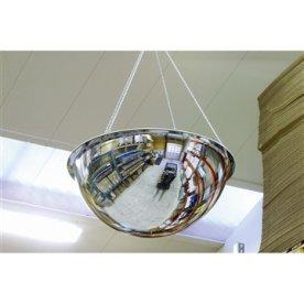 Spejlkuppel akryl 360 grader ø100 cm