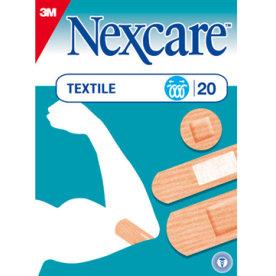 3M Nexcare Textil plaster 20 stk. ass.