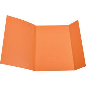 DKF Kartonmappe nr. 103, folio, orange