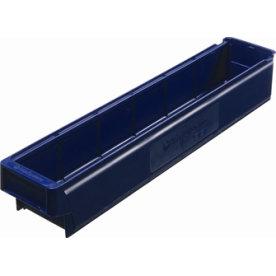 Arca systembox, (LxBxH) 600x115x100 mm, 5,2 L,Blå