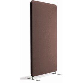 Abstracta softline skærmvæg beige B80xH136 cm