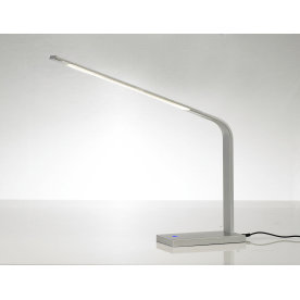 Simply LED bordlampe Alufarvet