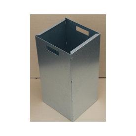 Indsats til affaldsspand Square 100 liter