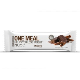 Nupo Meal bar chokolade, 60 g