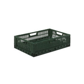 Foldekasse 30 liter, Perforeret, 60x40x16,5 cm