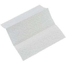 Håndklædeark 2-lags TAD Z-fold, hvid