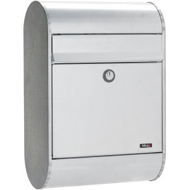 Allux 5000 Postkasse, galvaniseret