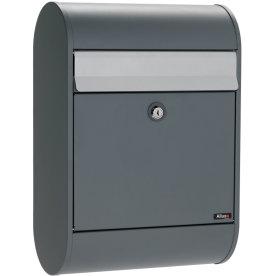 Allux 5000 Postkasse, antracit