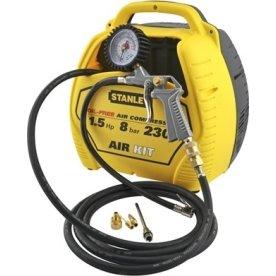 Stanley kompressor air-kit, 1,5 hk, 8 bar