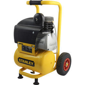Stanley kompressor, 10 l, 2,5 hk, 10 bar