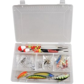 Ranger fiskeboks, 108 dele