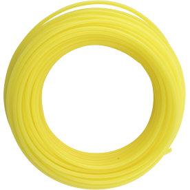 Rawlink Trimmersnøre, gul, 15 m, Ø 2 mm