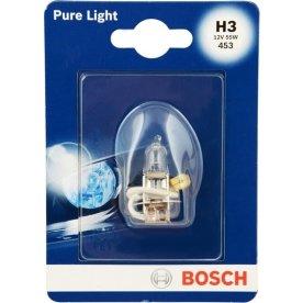 Bosch h3 autohalogenlampe, Pure Light