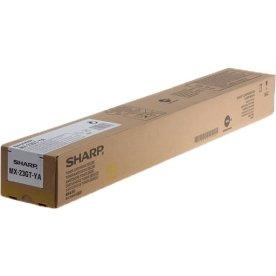 Sharp MX-23GTYA lasertoner, gul, 10000s