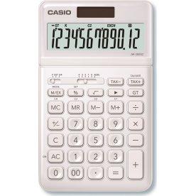 Casio JW-200TW bordregner, hvid