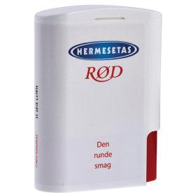 Hermesetas Rød, 650 stk.