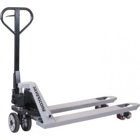 Palleløfter 915x530 mm, Quick lift, Single nylon