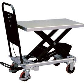 Silverstone mobilt løftebord, 1000 kg, 445-950 mm